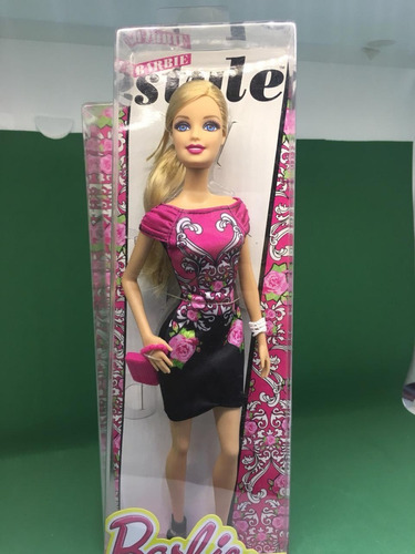 barbie style 2013 loira fashionistas
