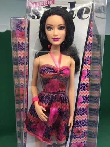 barbie style 2013 raquelle party fashionistas
