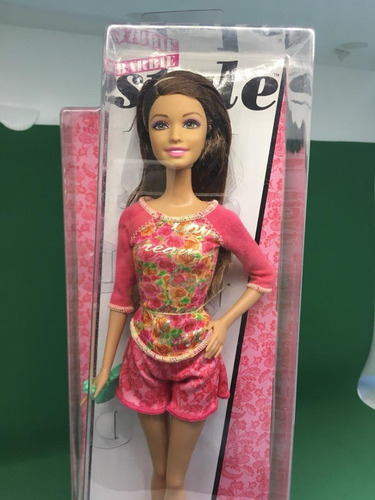 barbie style 2013 teresa pajama party fashionistas