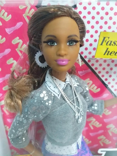 barbie style luxo grace negra dois pares de sapato 2015