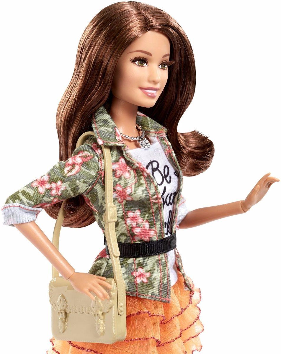 Barbie Style Teresa Flats Or Heels Articulada ...