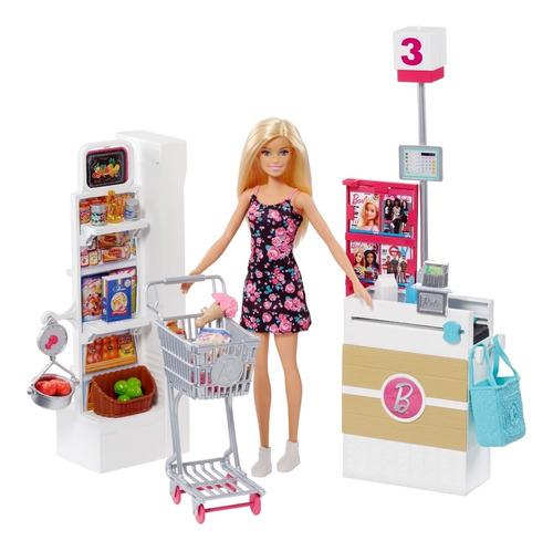 barbie - supermercado de barbie - frp01