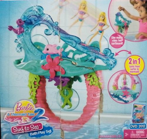 barbie surf - mermaid tale