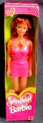barbie sweetheart pelirroja