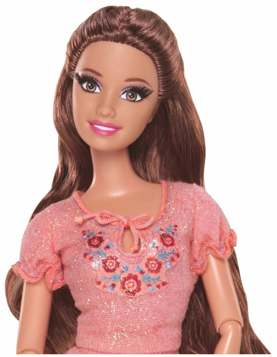Barbie teresa dreamhouse com c lios articulada original for Dreamhouse com