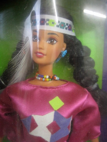 barbie teresa nativa americana