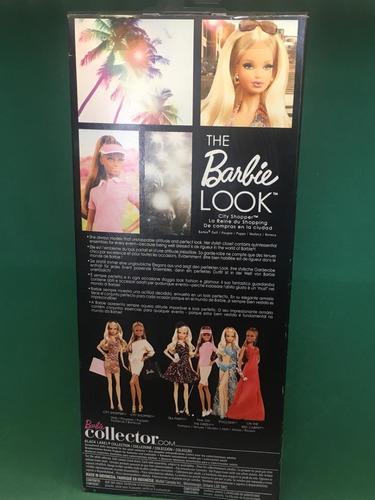 barbie the look city shopper loira missoni model muse