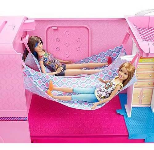 barbie trailer dos sonhos mattel fbr34