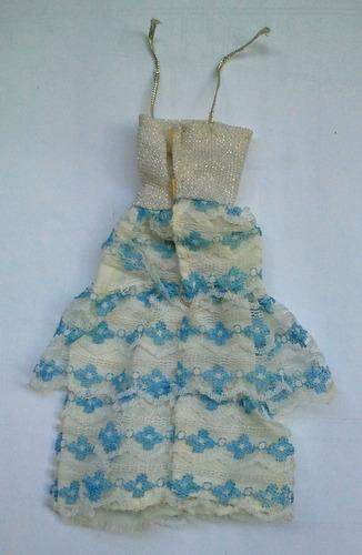 barbie vestido vintage