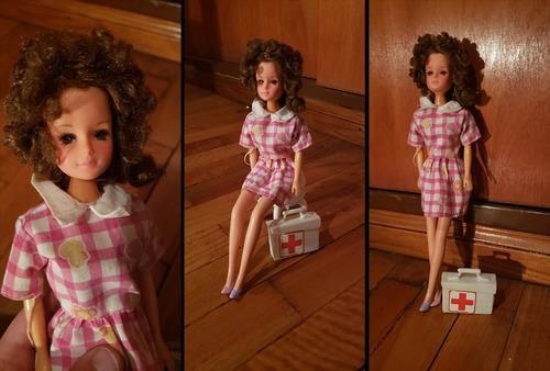 barbie veterinaria - modelo 2001