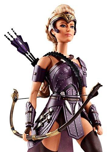 barbie wonder woman antiope muñeca