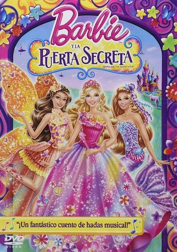 barbie y la puerta secreta pelicula dvd