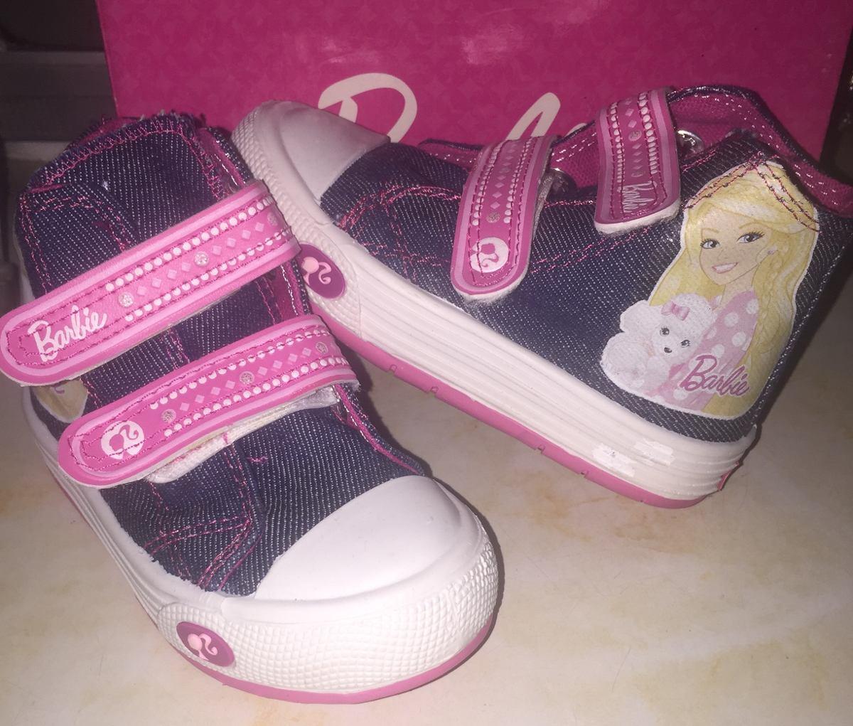 897cb7361 barbie zapatillas botitas para nena divinas !! nuevas ! n23. Cargando zoom.