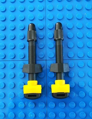 barbieri pnk valvulas tubeless de fibra de carbono 45mm