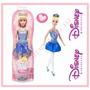 Muñecas Disney Princess Bailarina Cenicienta Original