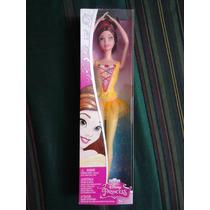 Muñecas Pricesas Bailarinas Disney, Originales Mattel. Bella