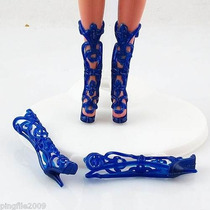 Zapatos,sandalias,botas Para Barbie 100% Importados Oferta!!
