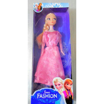 Oferta Muñecas Elsa De Frozen 30 Cms Diferentes Vestidos