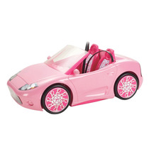Carro Descaportable De Barbie