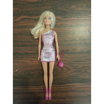 Barbie Brillante Fashionista Y Muñecas Pinypon, Sirena.