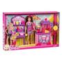Barbie Set De Juego! Muñecas Hermanas! Nuevo!