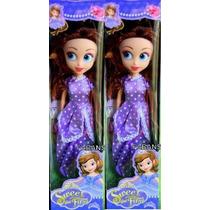 Muñeca Princesa Sofia 25cm Barbie Nuevas Juguetes Niña