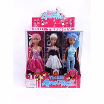 Muñecas Amelia Trendy