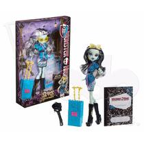 Muñeca Monster High Frankie Stein Y Clawdeen Wolf Original