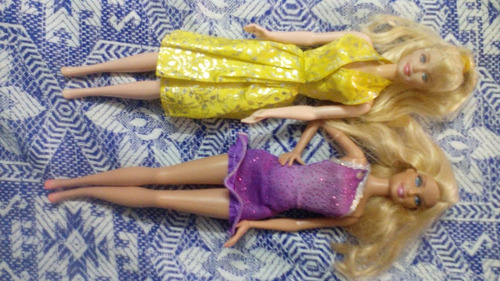 barbies usadas