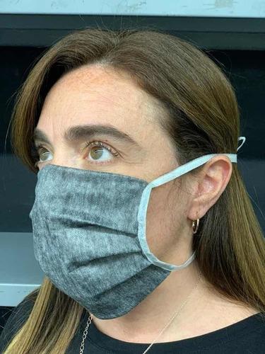 barbijo mascara cubreboca descartable ajustable