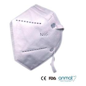 Barbijo N 95 Pack X10 Tapaboca Mascara Protector Facial
