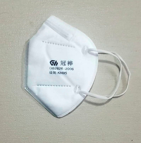 barbijo personal de salud importador directo x 10 unidades