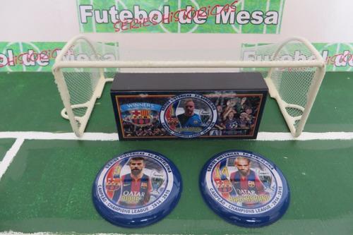 barcelona 2014/2015 - campeão champions - séries históricas