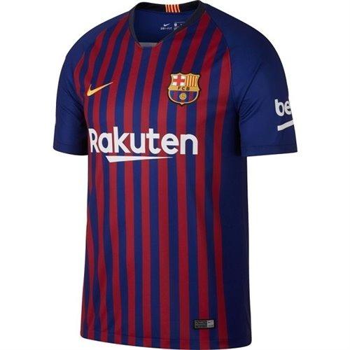 Barcelona 2019 Jersey Local Rojo Azul Nike Playera Messi Sua ... ac2f66bb501