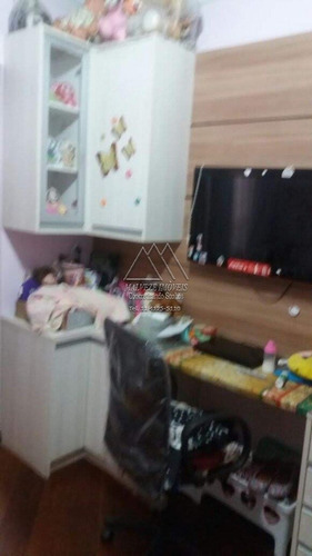barcelona - 3 dorms. 1 suite e 1 vaga - v-1479