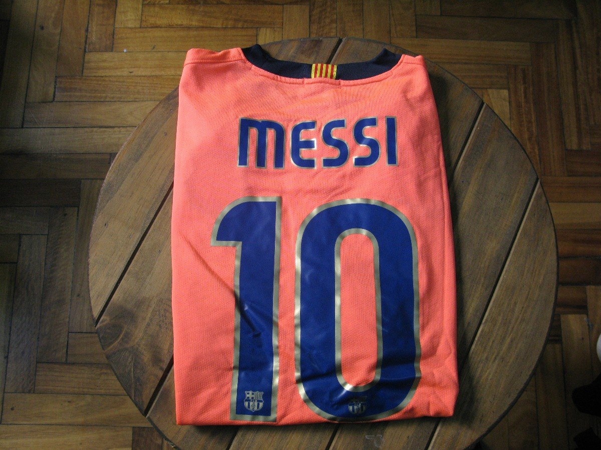 Cargando zoom... camiseta barcelona mundial de clubes 2010 messi xxl real 0b9a8eb913bb1