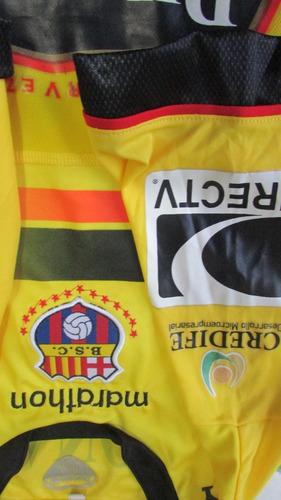 d3ee7bfd43 Barcelona De Guayaquil Titular 2012 Usada Em Jogo Tam M - R  260