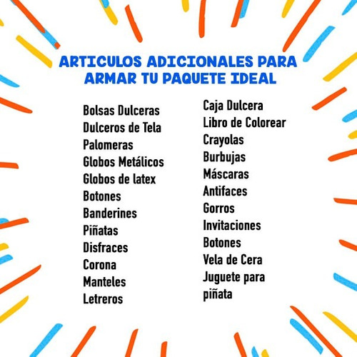 barcelona kit 20 niños dulceros vasos platos fiesta tematica