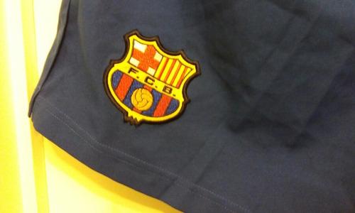 barcelona nike short m