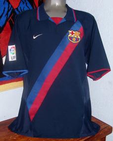 premium selection be38e 0cf0f Barcelona Nike Visita 2002 Lfp Juan Roman Riquelme Hermosa
