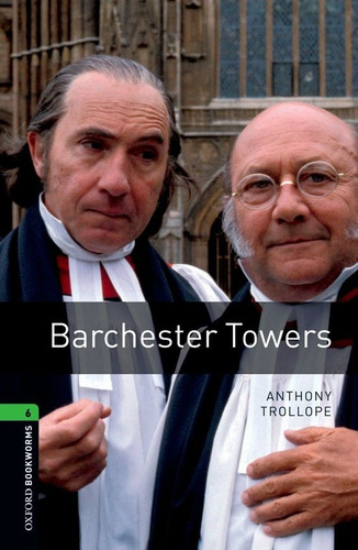 barchester towers - stage 6 - oxford bookworms sin cd