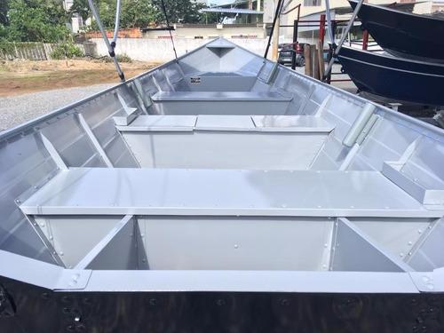 barco alumínio 5 metros macar 500 carreta rodoviaria toldo