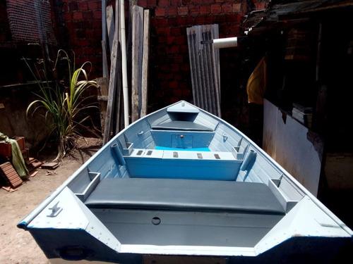 barco aluminio