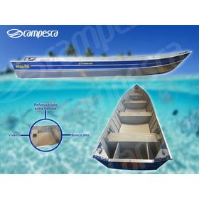 Barco Aluminio Borda Alta 6m Br Tibagi Super Reforçado Novo