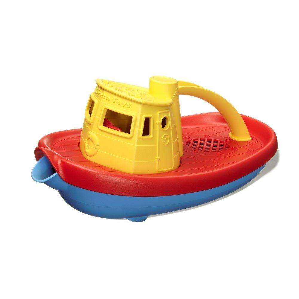 barco barquito remolcador para niños juego con agua vbf 877 00