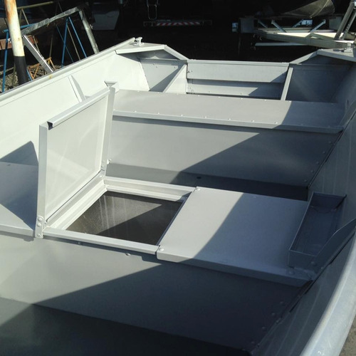 barco bateira bote alumínio macar 350 3,5 metros 0km novo