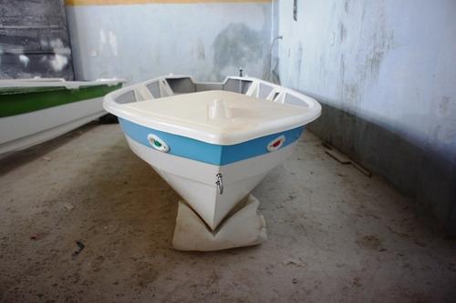 barco bote fibra 4.30 artsol 40 anos borda alta fabrica