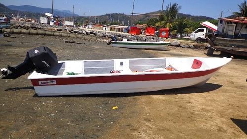 barco bote  fibra 5,30 borda alta artsol 40 anos fabrica