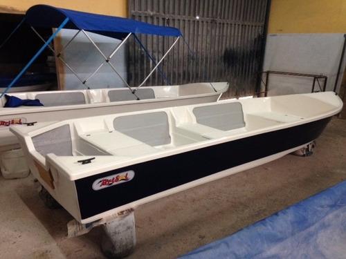 barco bote fibra pesca 5,30 artsol 40 anos fabrica