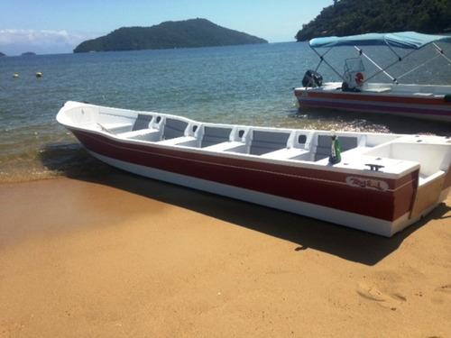 barco bote fibra pesca 7,30 mt artsol 40 anos fabrica